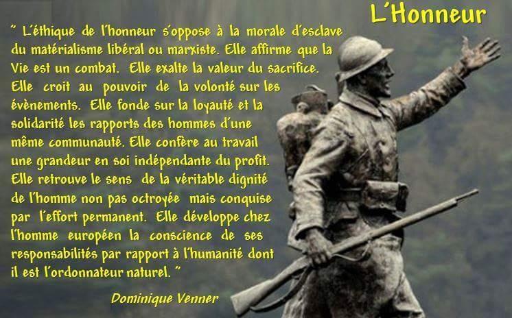 L'HONNEUR