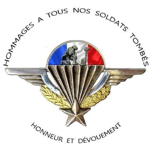 Hommage à nos soldats