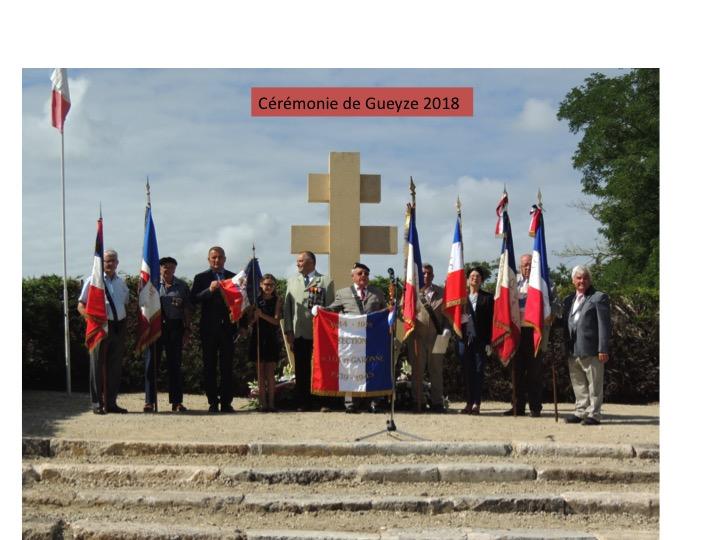 Gueyze 2018