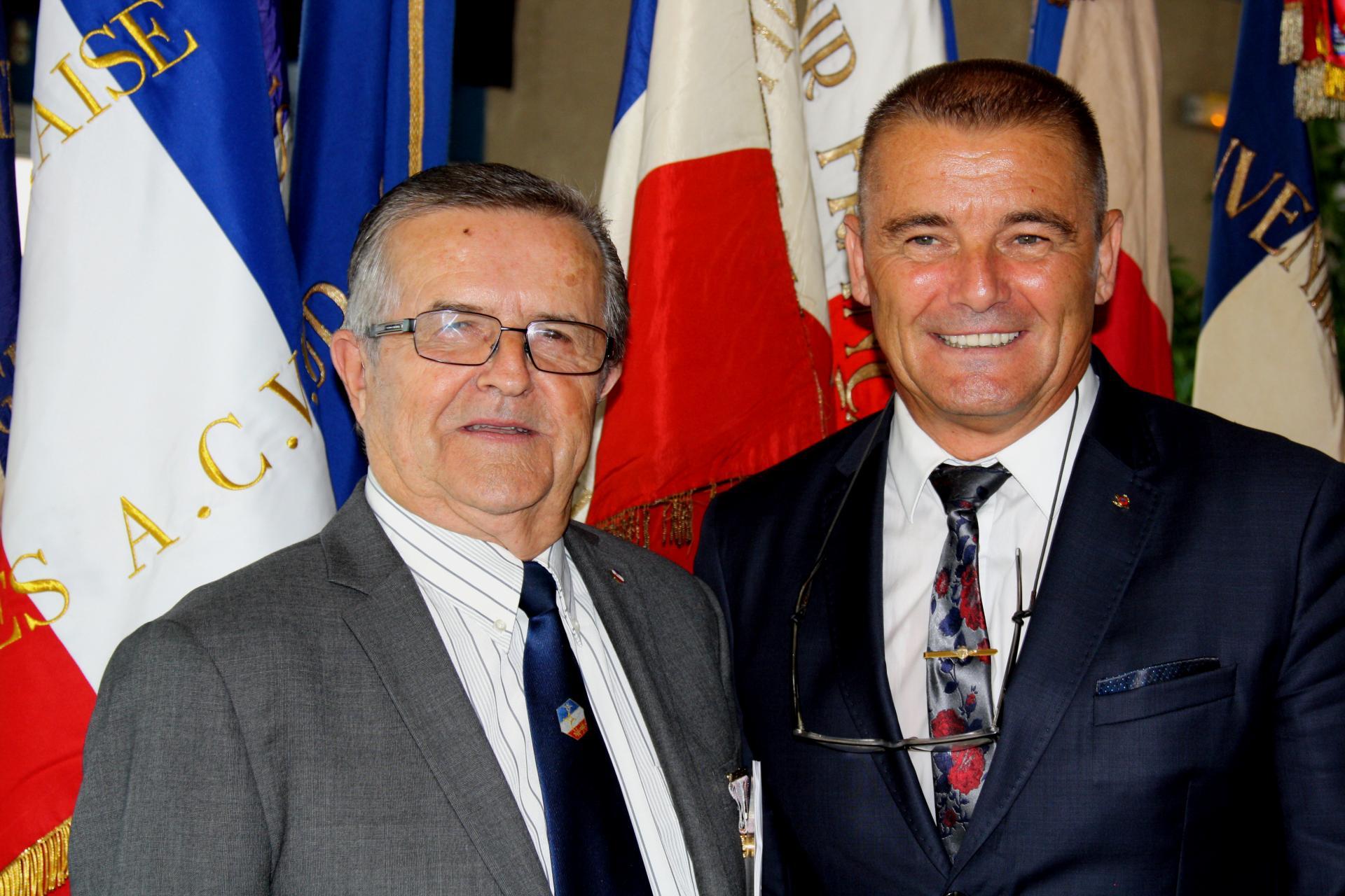 Avec le Président des PG CATM
