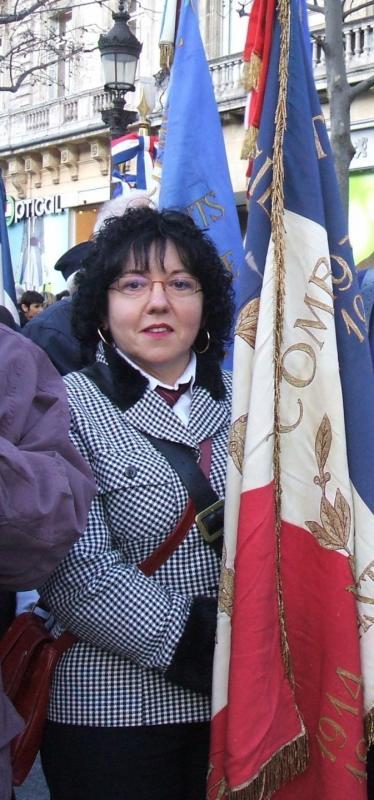 Janine LAGUTERE