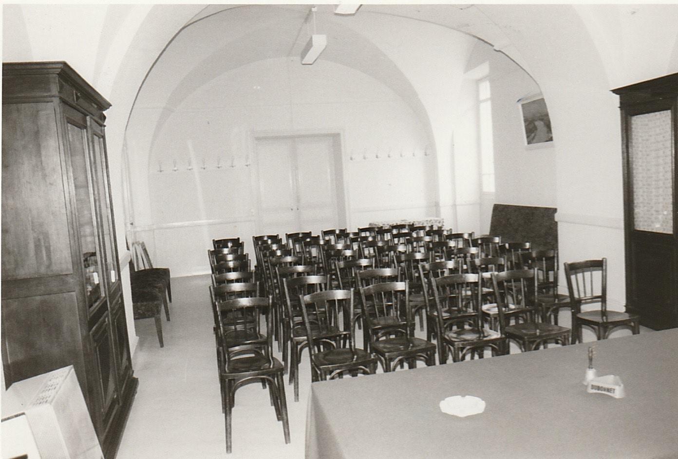 Salle peres 1938